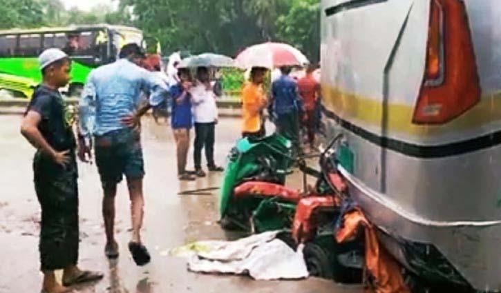 3 die in Cumilla road crash