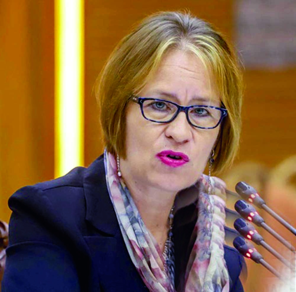 Afghan crisis drawing attention from Rohingya: Mia Seppo