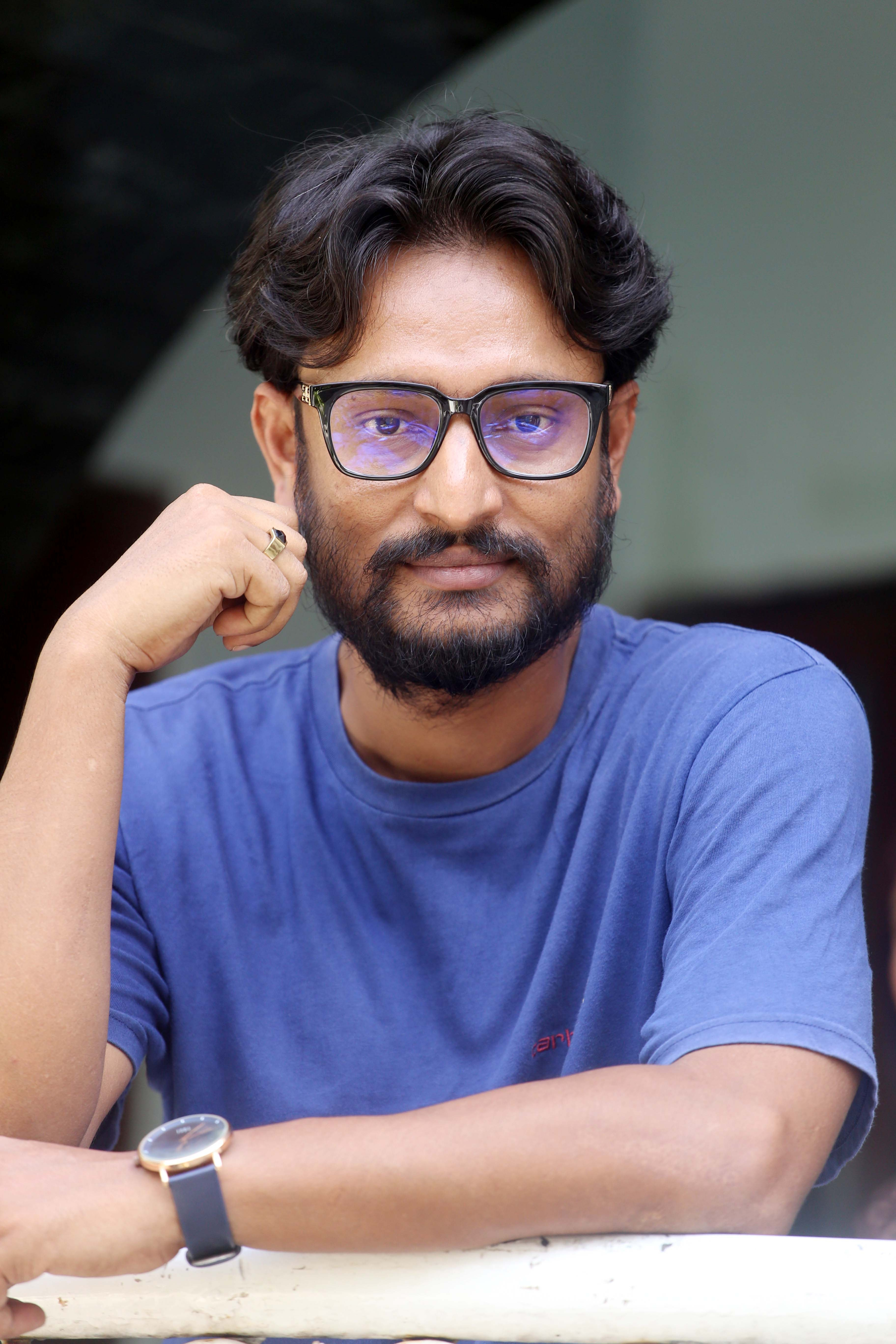Parthiv Mamun gets inspiration from Humayun Ahmed