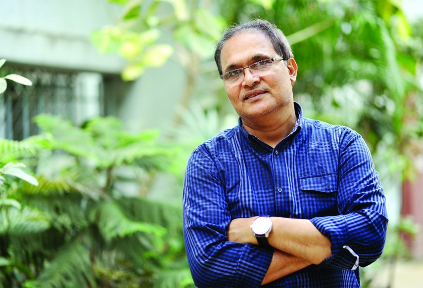 Tapan Chowdhury in Milton Khondokar's composition after 15 years