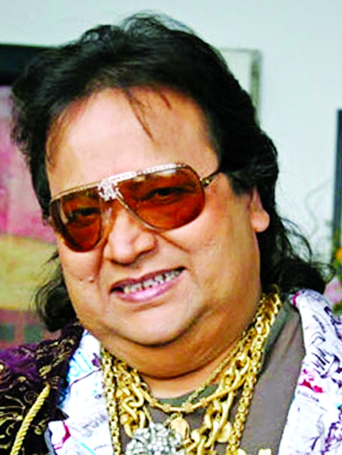 I only have some cough, haven't lost my voice: Bappi Lahiri