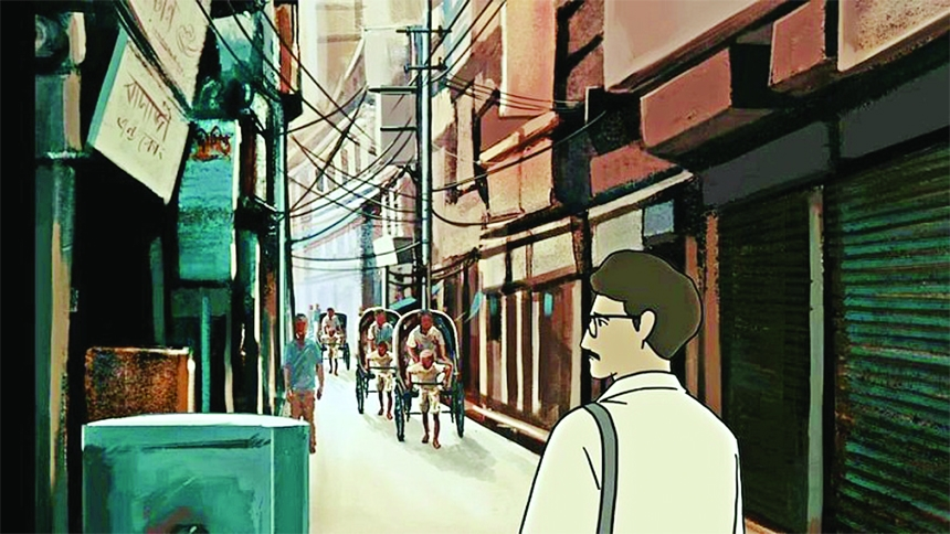 Country's first animated movie to be premiered on September 28