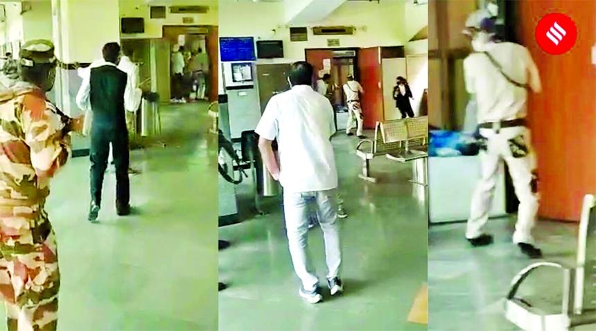 Gang war in Delhi court: 3 killed