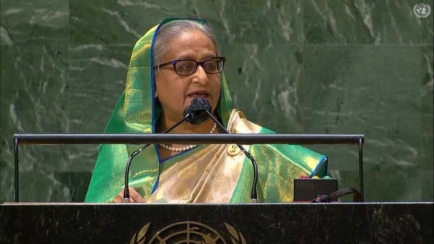 UNGA address: PM demands 'universal, affordable' vaccine access to all