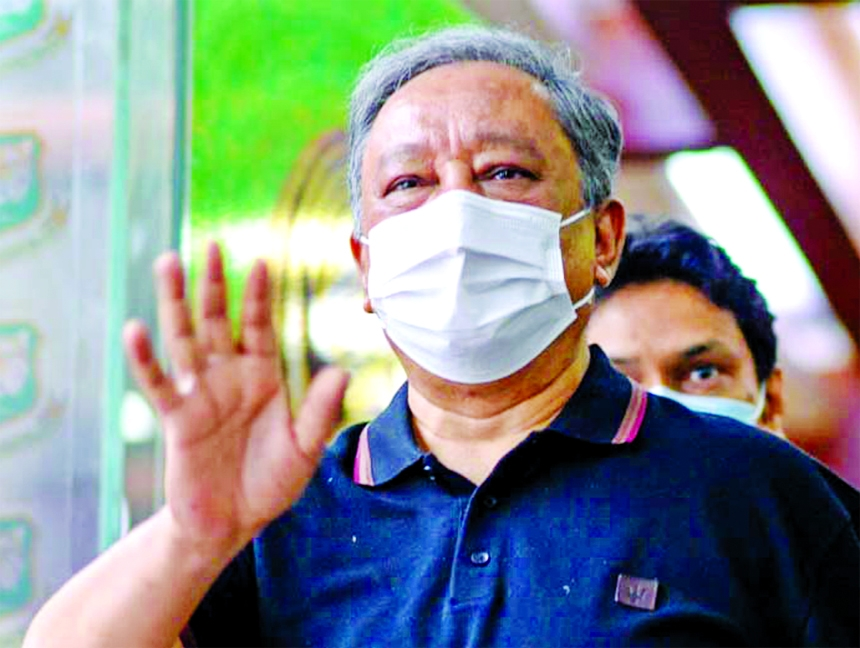 Nazmul Hasan welcomes new faces in election