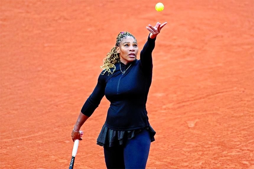 Serena : Pioneer of 'tennis intimidation' turns 40