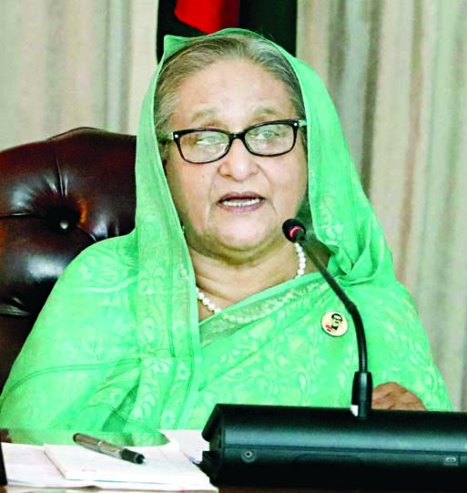 Those tarnishing country's image are people's enemy: PM