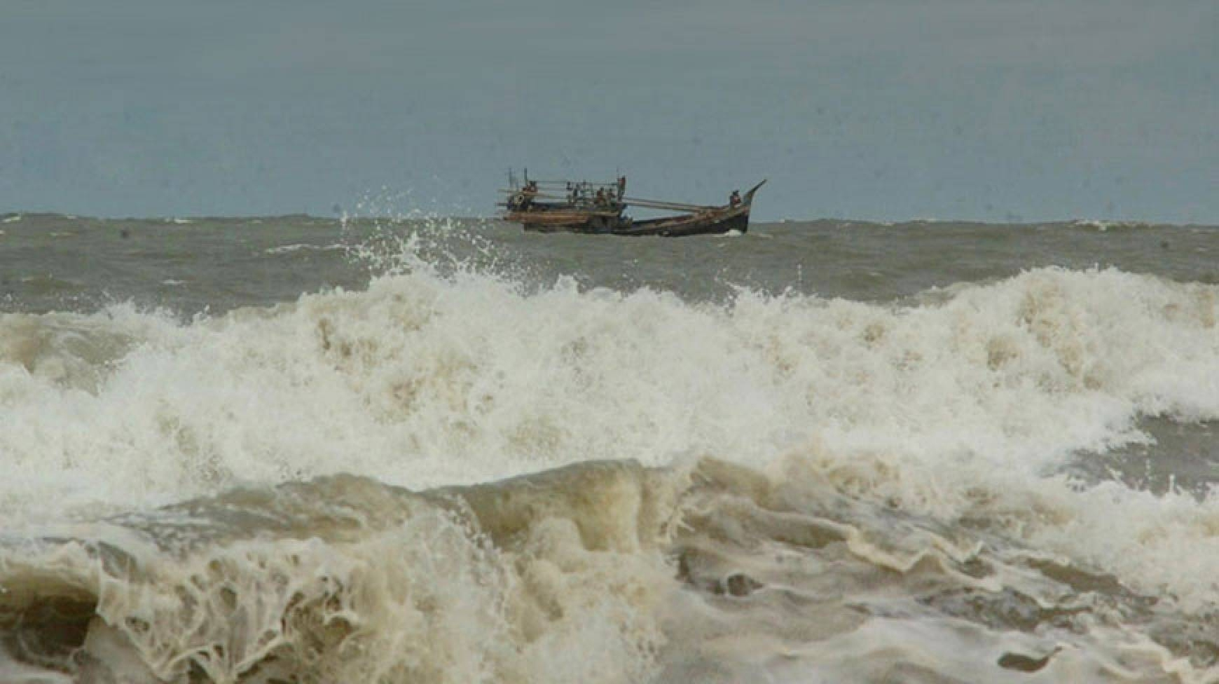 Cyclone 'Gulab': Warning signal 2 issued for maritime ports