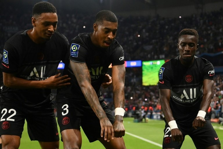 PSG win without Messi ahead of Man City showdown