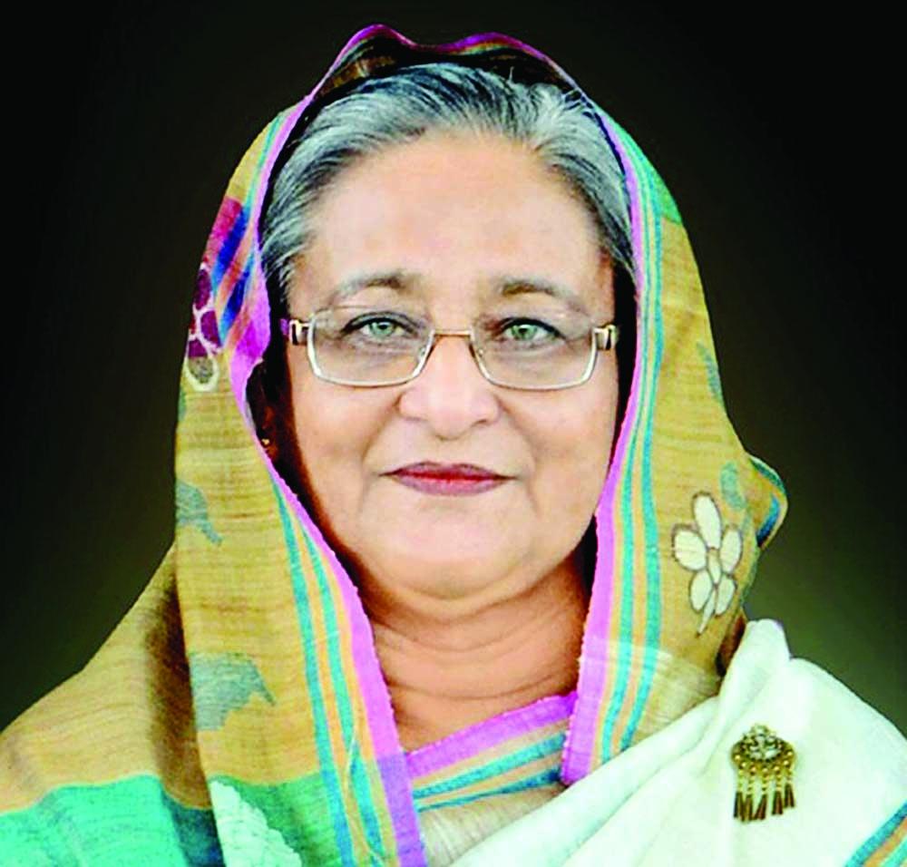 Sheikh Hasina's 75th birthday today