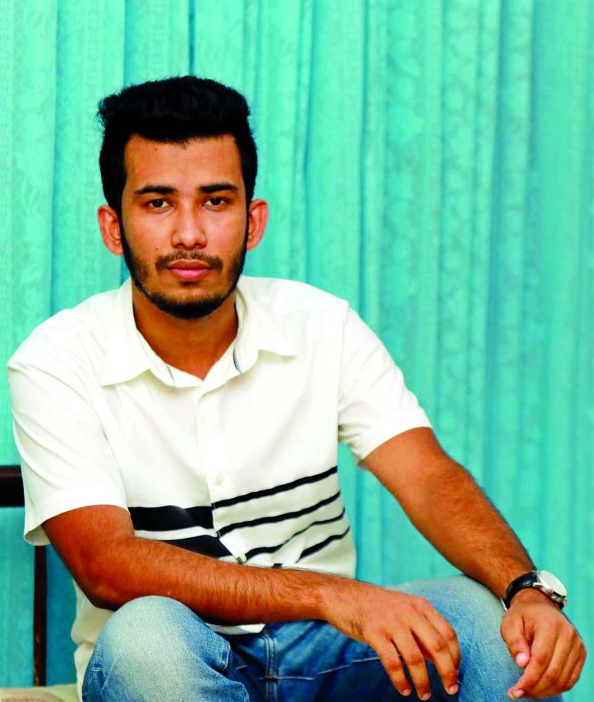 Didar Khan lends his voice in a drama