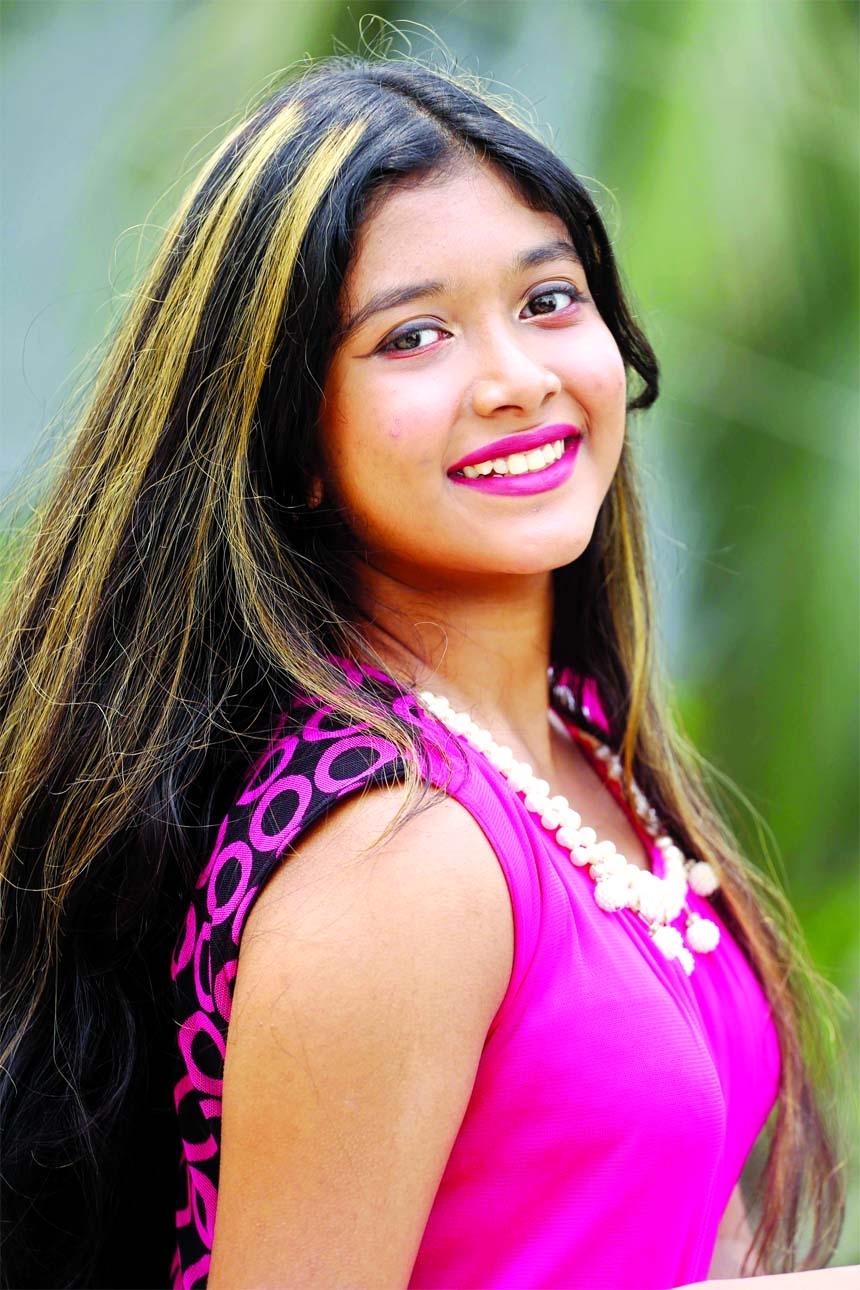 Ratree debuts her career in acting
