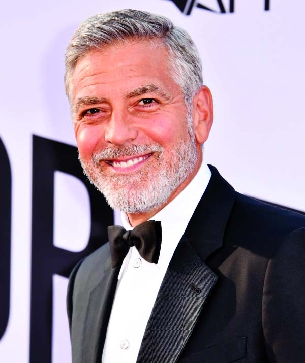 Clooney goes for kindness with new movie The Tender Bar