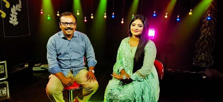 Fazlur Rahman Babu teams up with Salma first time for new duet