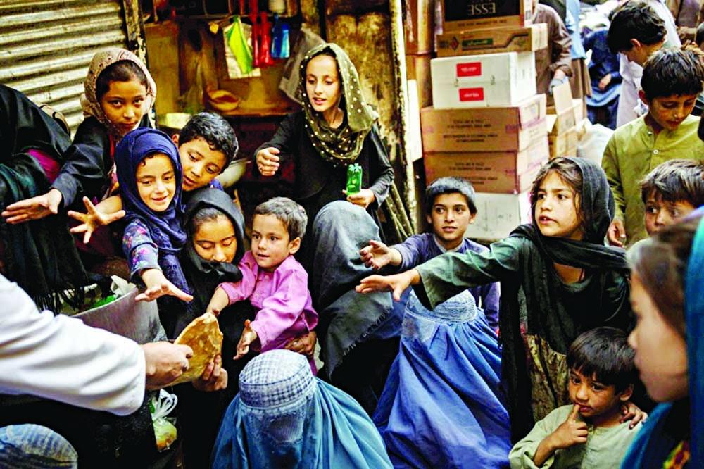 EU announces 1b euro aid for Afghanistan