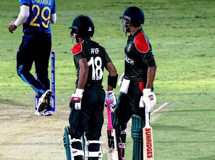 Tigers four-wicket defeat to Sri Lanka in 1st warm-up game