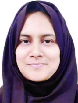 Mariam Khatun new UNO of Baraigram