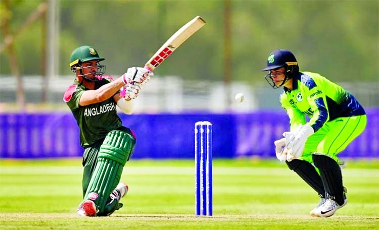 BD lose to Ireland in warm-up match