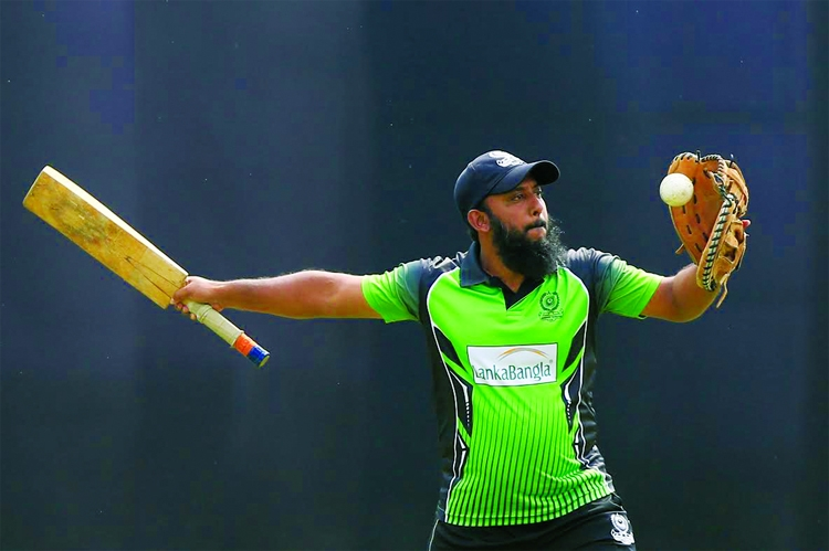 Our cricket team will bring a good result: Aftab