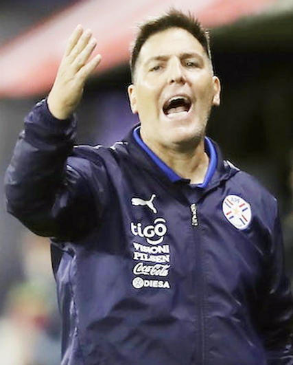 Berizzo sacked as Paraguay head coach
