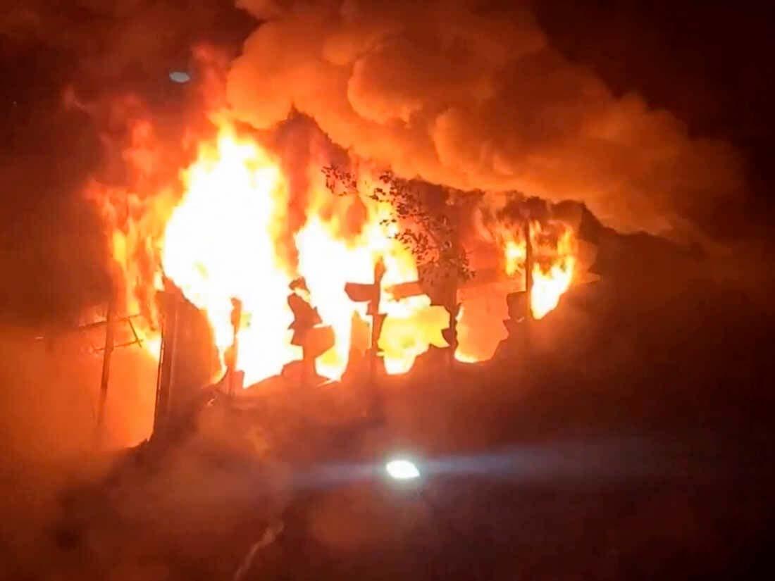 House fire in eastern Pakistan kills 7 family members