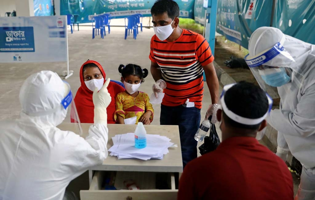 Covid kills 10 more, infects another 339 in Bangladesh