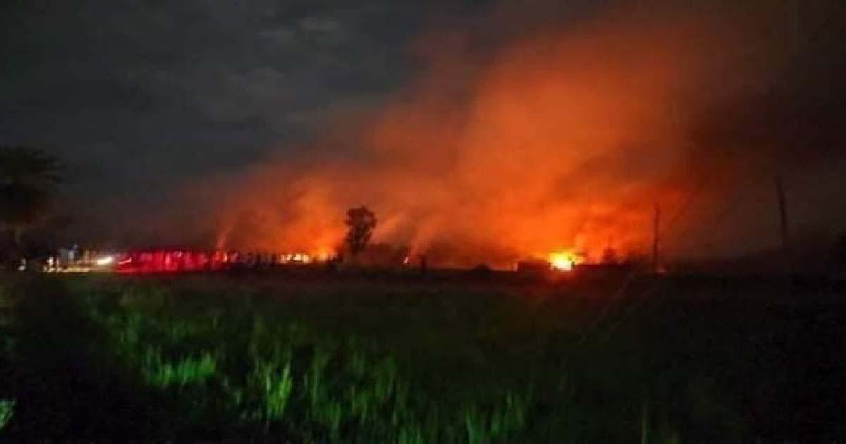 42 detained over Rangpur arson attacks
