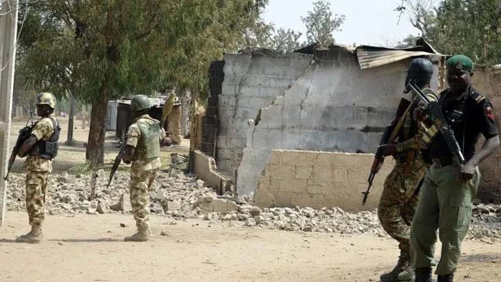 43 killed as gunmen attack rural area in Nigeria's northwest