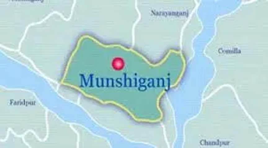 Child charred to death in Munshiganj fire