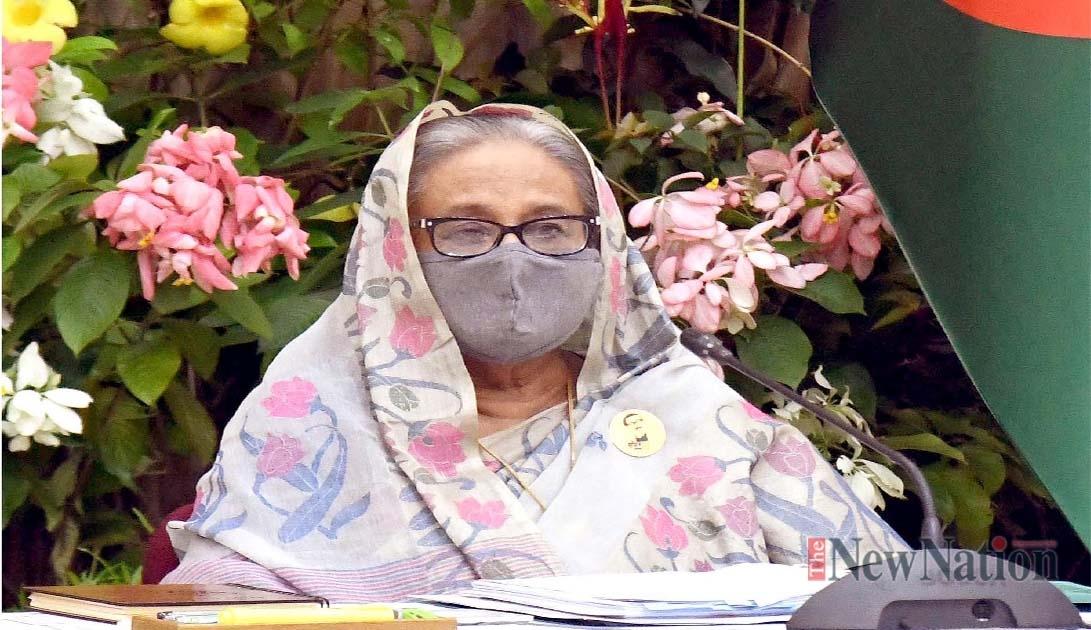 WTO rules to help Bangladesh more after graduation:  Hasina