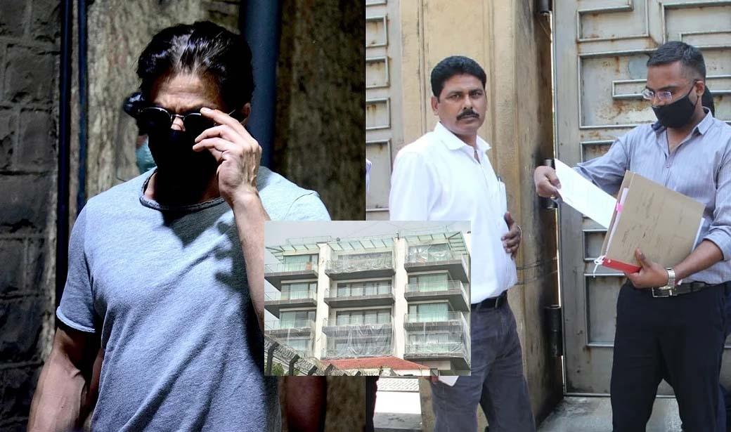 India's anti-narcotics police raid Shah Rukh Khan's house