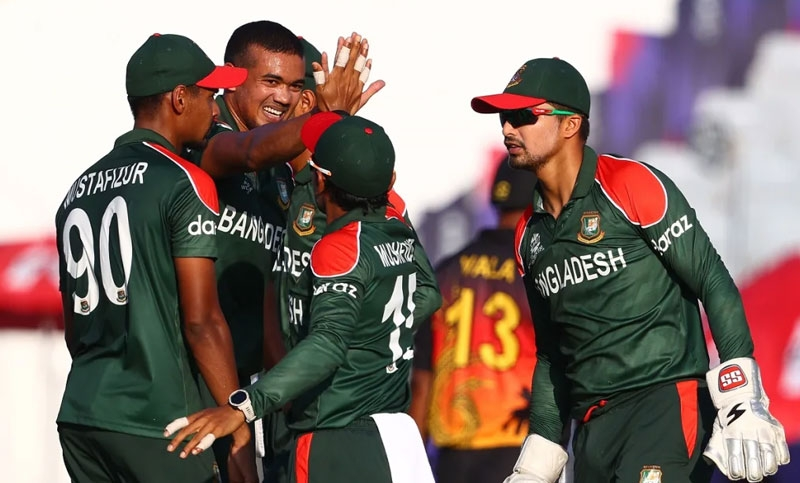 ICC T20 World Cup : Bangladesh storm into final round