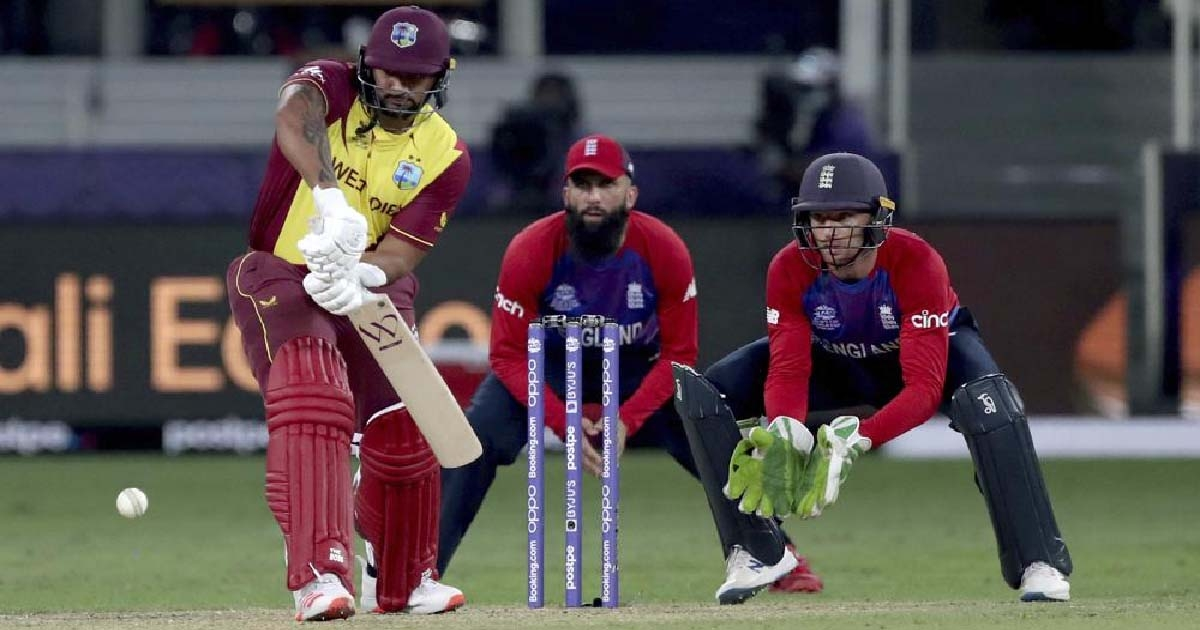 T20 World Cup: England crush West Indies