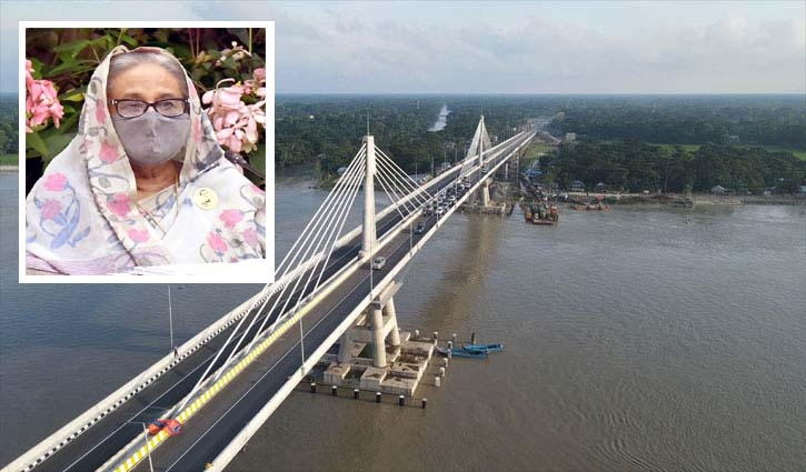 Vested quarters out there to tarnish Bangladesh's image: Hasina