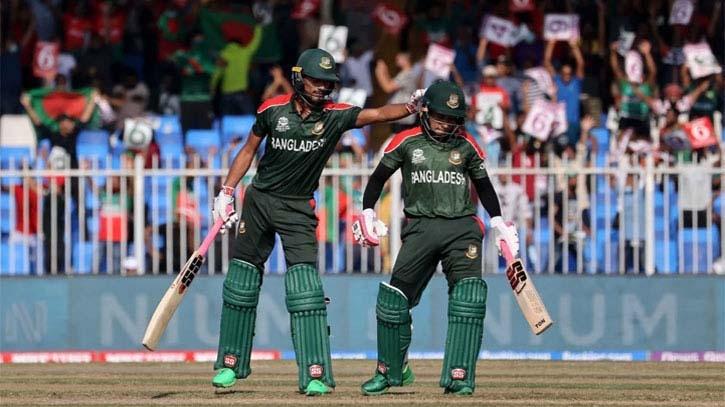 T20 WC: Naim, Mushfiqur propel Tigers t0 171 vs Sri Lanka