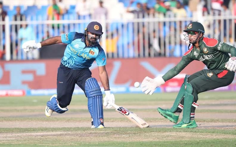 ICC T20 World Cup : BD lose to Lanka