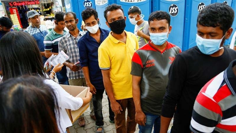 Covid's daily-death toll falls to 5 in Bangladesh