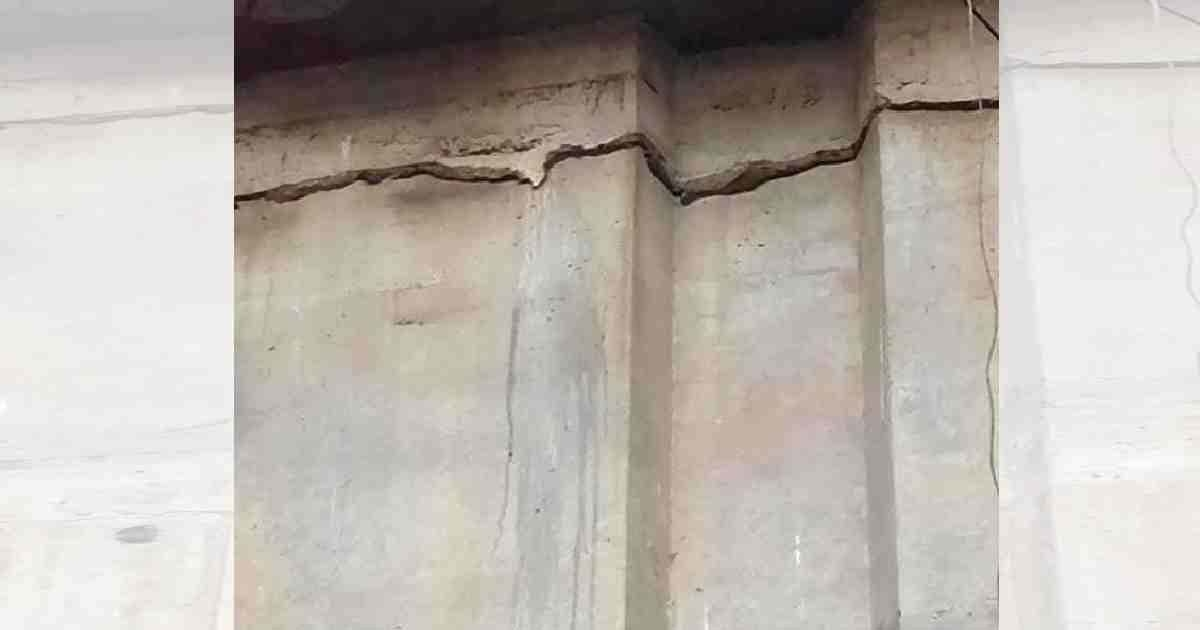 Commuters hassled as cracks shut Bahaddarhat flyover in Ctg