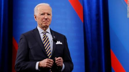 Biden approves US airstrike in Syria; 17 killed