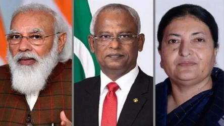 3 South Asian heads of state due Dhaka in March