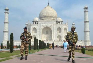 Bomb threat at Taj Mahal, tourists evacuated, search underway