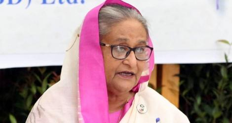 PM Hasina among top 3 inspirational women leadership