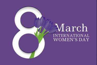 International Women's Day today