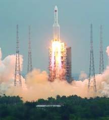 Chinese rocket expected to crash into Earth this weekend