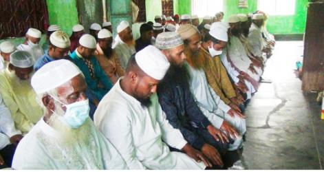 Lalmonirhat villages celebrate Eid following Saudi Arabia