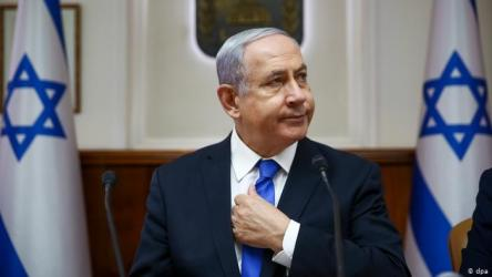 Netanyahu vows to continue Gaza strikes