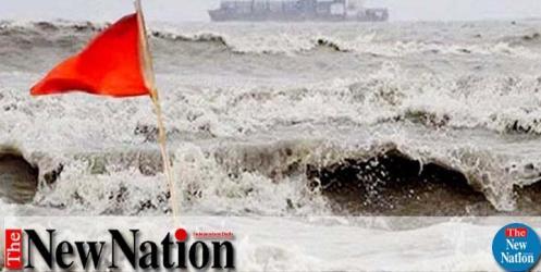Cautionary signal 3 for Bangladesh maritime ports
