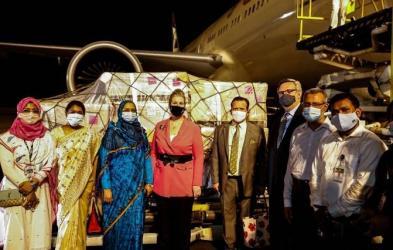 Covid: US-Bangladesh biz council delivers essential supplies to Dhaka