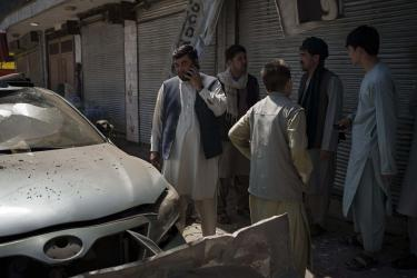 Bombs kill at least 3 in eastern Afghanistan
