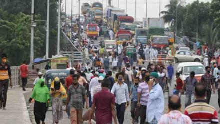 Covid-19 in Bangladesh: 35 more die, case positivity rate drop to 6.04 pc